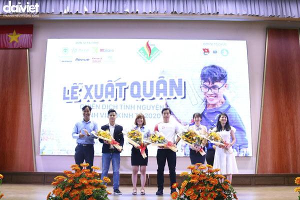 Makano đồng hành chiến dịch mùa hè xanh trường Đại Học Kinh Tế TPHCM