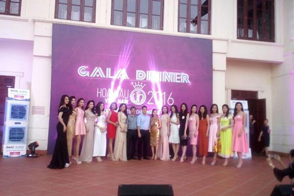 Daikio mang luồng không khí mát đến Hoa hậu Việt Nam 2016