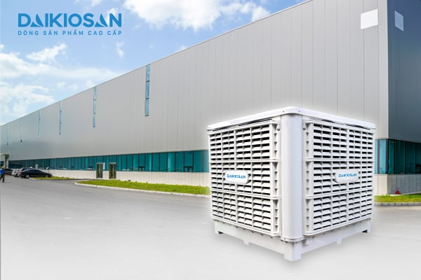 Máy làm mát công nghiệp Daikiosan / Makano thuyết phục nhiều tập đoàn đa quốc gia