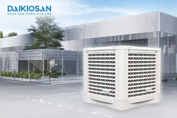 Mua máy làm mát công nghiệp hạ nhiệt độ hiệu quả cho nhà xưởng