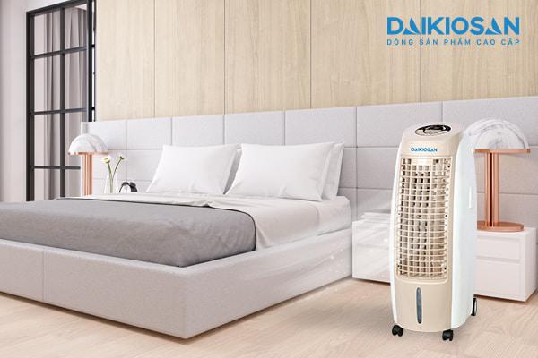 Sử dụng máy làm mát để tạo ra bầu không khí trong lành ngay tại nhà