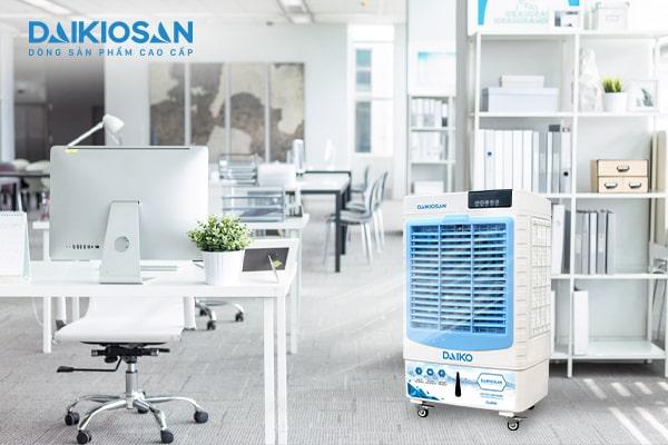 Hạ nhiệt quán net không thể thiếu máy làm mát không khí