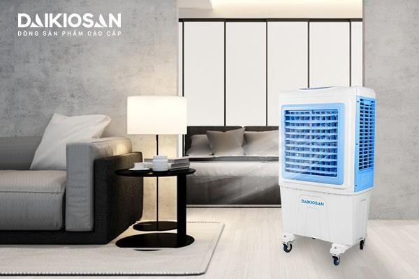 Sử dụng máy làm mát không khí Daikiosan / Makano tốt cho sức khỏe người cao tuổi