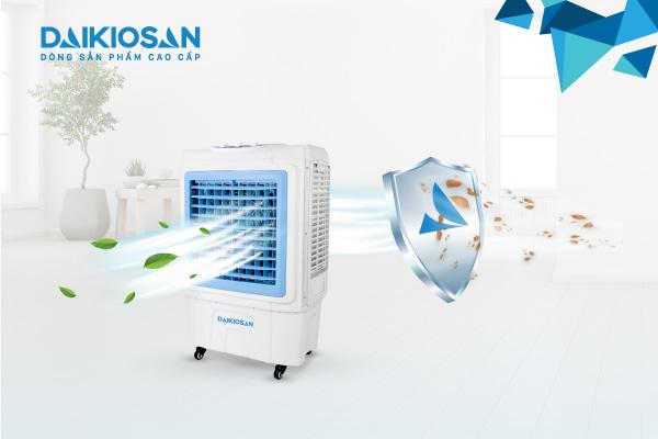 4 tình huống có thể gặp khi sử dụng máy làm mát không khí