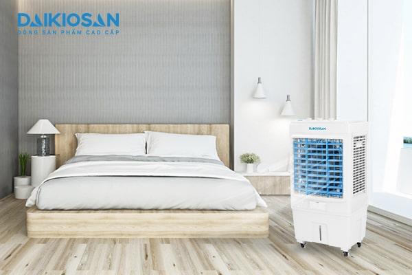Máy làm mát không khí Daikiosan - sản phẩm xanh cho môi trường