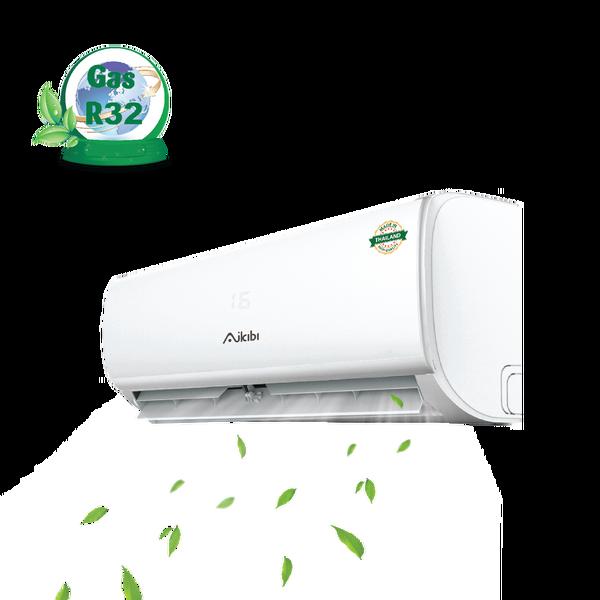 Máy lạnh Aikibi treo tường Non Inverter MF - Gas R32
