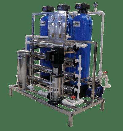 Máy lọc nước công nghiệp công suất 250 L/H