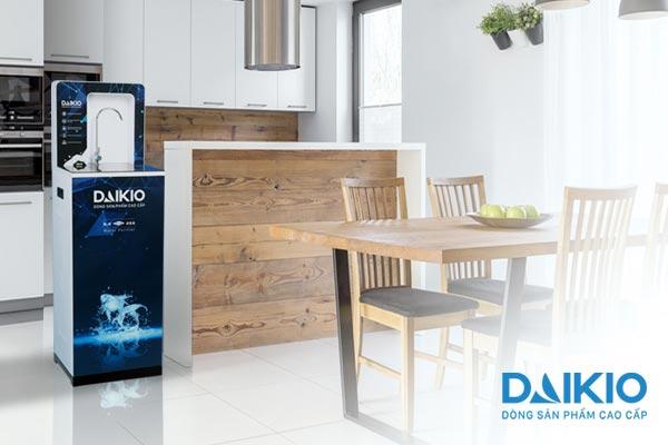 Máy lọc nước Daikio là của nước nào