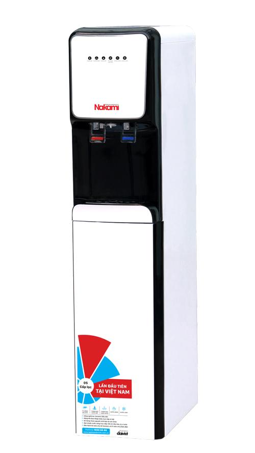 Máy lọc nước RO nóng lạnh cao cấp NKW-00009C