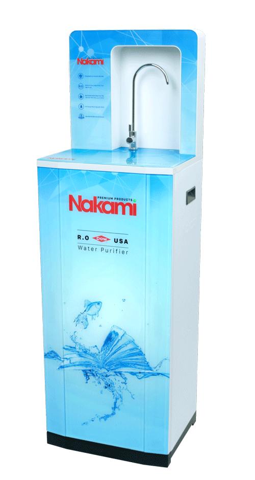 Máy lọc nước RO cao cấp NKW-00009A