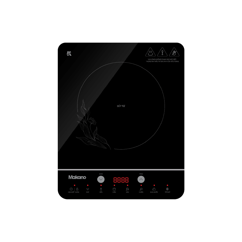 Bếp từ Makano MKT-100003 - 1 vùng nấu