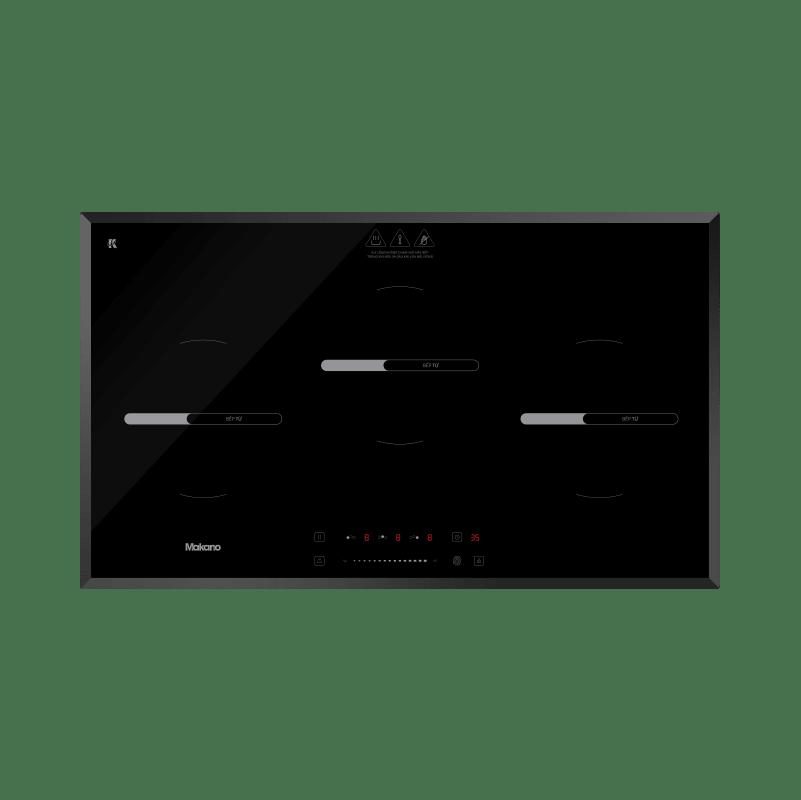 Bếp từ Makano MKT-300001 - 3 vùng nấu lắp âm