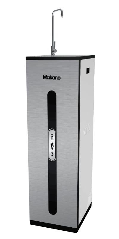 Máy lọc nước RO - Mặt kính 3D cao cấp Makano MKW-43009G