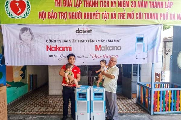 Makano - Nakami mang gió về Đà Nẵng