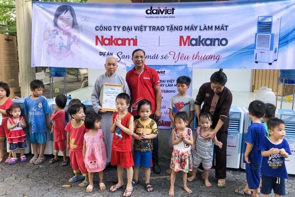 Makano - Nakami hành trình san sẻ yêu thương