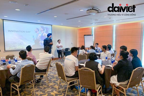 Đại Việt cùng DOW tham dự Ngày hội đổi mới