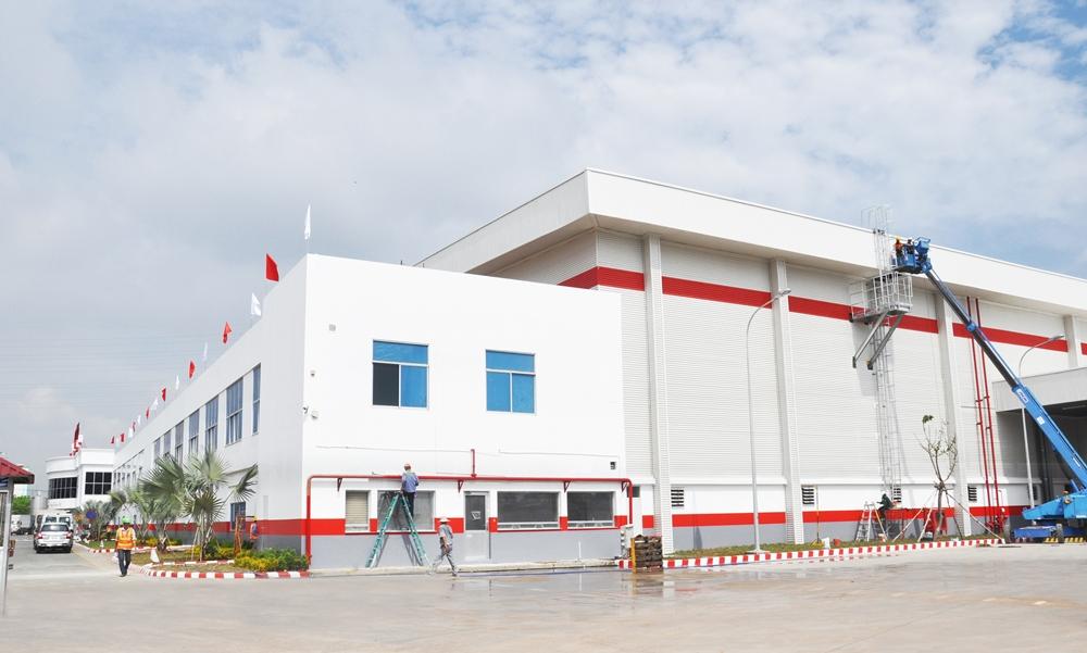 xưởng dịch vụ gần tphcm