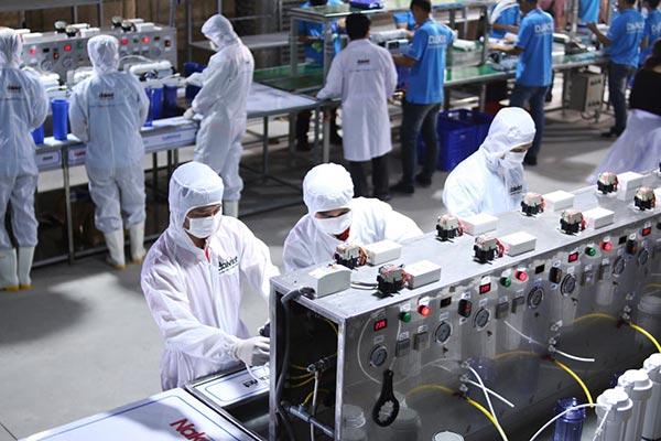 Xét nghiệm nước ở 3 miền làm cơ sở ra đời máy lọc nước đạt chuẩn