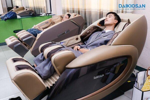 Những quan niệm sai lầm về ghế massage mà bạn dễ mắc phải