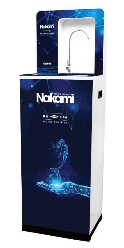 Máy lọc nước RO Nakami NKW-00008A