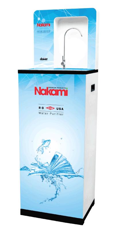 Máy lọc nước RO Nakami NKW-00009A