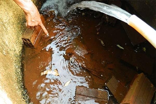 Nước giếng khoan có an toàn không? Có cần thiết phải dùng máy lọc nước?