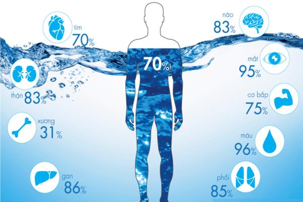 Sự nguy hiểm của việc mất nước ở cơ thể người và cách phòng tránh