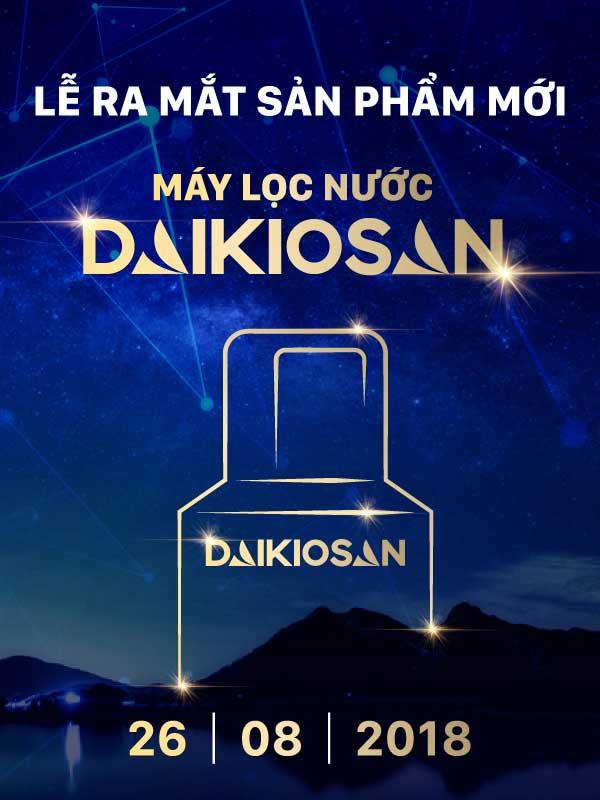 Hoa Hậu Việt Nam 2018 sẽ tham dự lễ ra mắt máy lọc nước Daikiosan?