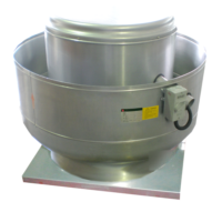 RCU-B series - Roof exhaust centrifugal fan - Direct driven