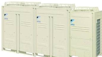 Dàn nóng trung tâm VRV III công suất (34HP - 44HP)