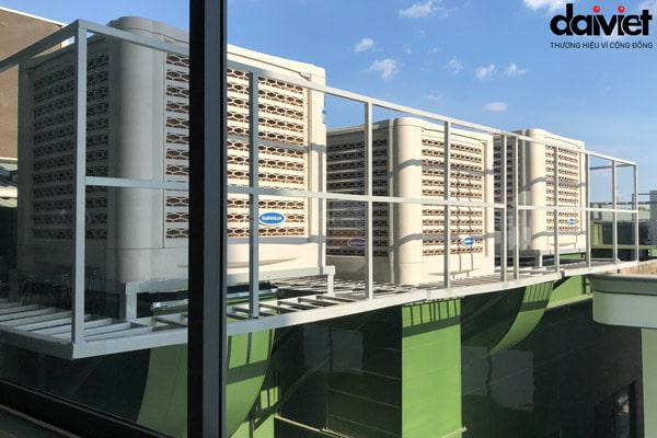 Trúng thầu thi công hệ thống máy làm mát cho Công Ty TNHH Scavi Med