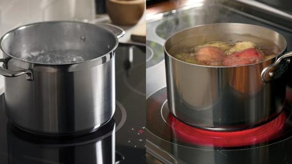 So sánh bếp từ và bếp hồng ngoại, nên dùng loại nào tốt?