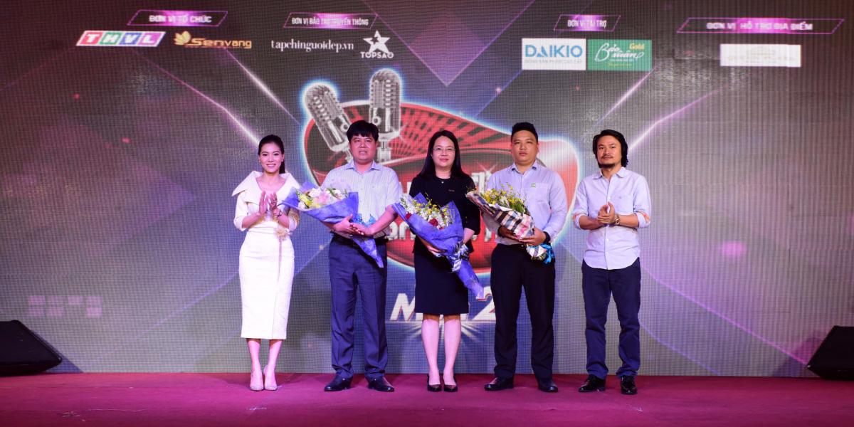 Đại Việt tài trợ chương trình Tuyệt đỉnh song ca nhí 2018