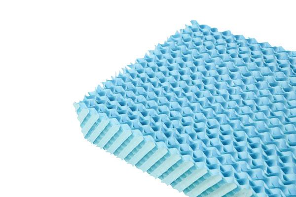 Ấn tượng tấm Cooling Pad của máy làm mát công nghiệp Daikiosan / Makano