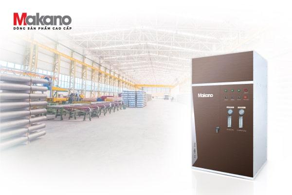 Tất tần tật về hệ thống máy lọc nước tinh khiết công nghiệp