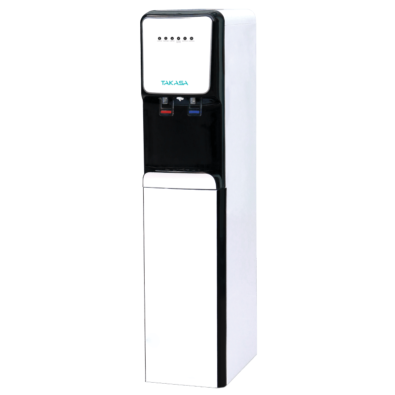 Máy lọc nước RO nóng lạnh cao cấp Takasa/Nakami TAW-40507C