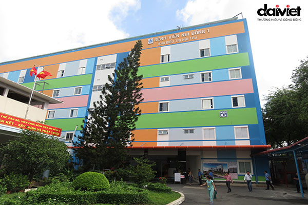 Trúng thầu cung cấp thi công hệ thống điều hòa không khí trung tâm cho Bệnh Viện Nhi Đồng 1 TP Hồ Chí Minh