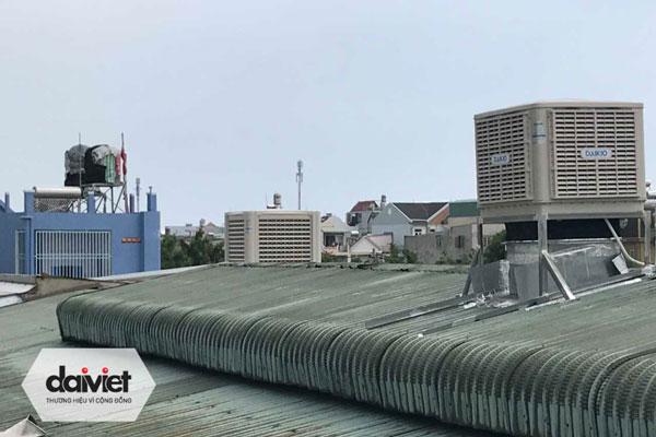 Đại Việt trúng thầu cung cấp và thi công hệ thống máy làm mát của công ty TNHH Thiết kế & Quảng cáo Hướng Nam