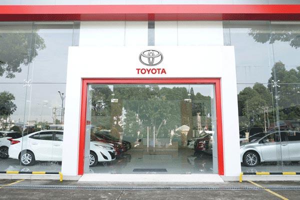 Thi công hệ thống máy lọc nước cho Công ty TNHH Toyota Lý Thường Kiệt