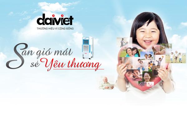 """""""San gió mát, sẻ yêu thương"""" - Đại Việt trao tặng hơn 6000 máy làm mát cho người có hoàn cảnh khó khăn"""