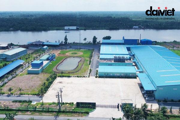 Đại Việt trúng thầu lắp đặt hệ thống làm mát cho Công ty CP Xuất Nhập Khẩu Bến Tre (Betrimex)