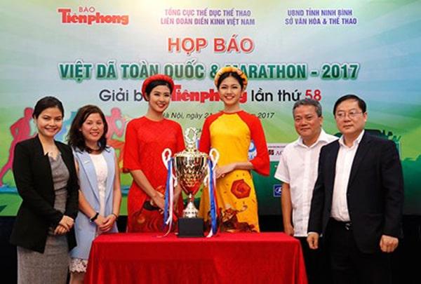 Đại Việt tài trợ Kim cương giải chạy Việt dã toàn quốc và Marathon lần thứ 58