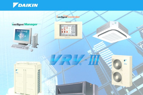 Trúng thầu lắp đặt hệ thống điều hòa không khí Daikin và thông gió cho công ty Nam Linh