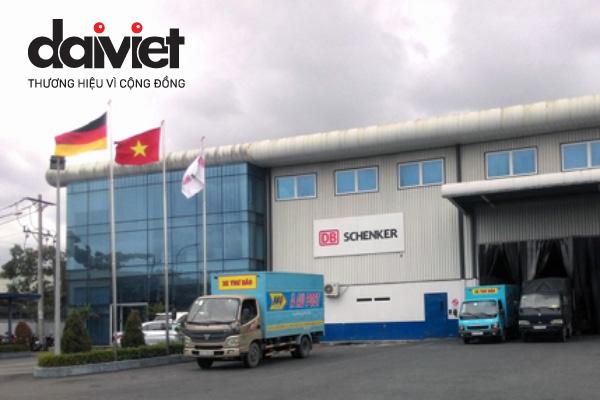 Trúng thầu cung cấp hệ thống máy làm mát công nghiệp cho công ty Schenker Việt Nam