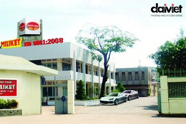 Trúng thầu lắp đặt hệ thống máy làm mát cho công ty Colusa-Miliket
