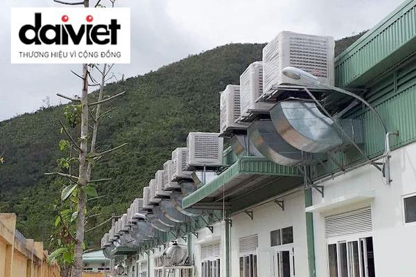 Trúng thầu lắp đặt hệ thống điều hòa không khí Daikin và thông gió cho công ty Bimico