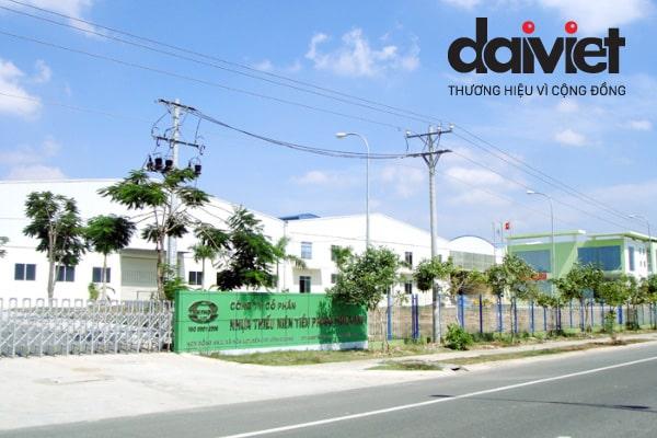 Trúng thầu lắp đặt máy làm mát cho công ty Nhựa Thiếu Niên Tiền Phong Phía Nam