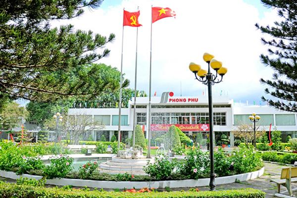 Trúng thầu dự án máy làm mát Nhà máy may xuất khẩu Phong Phú - Long An