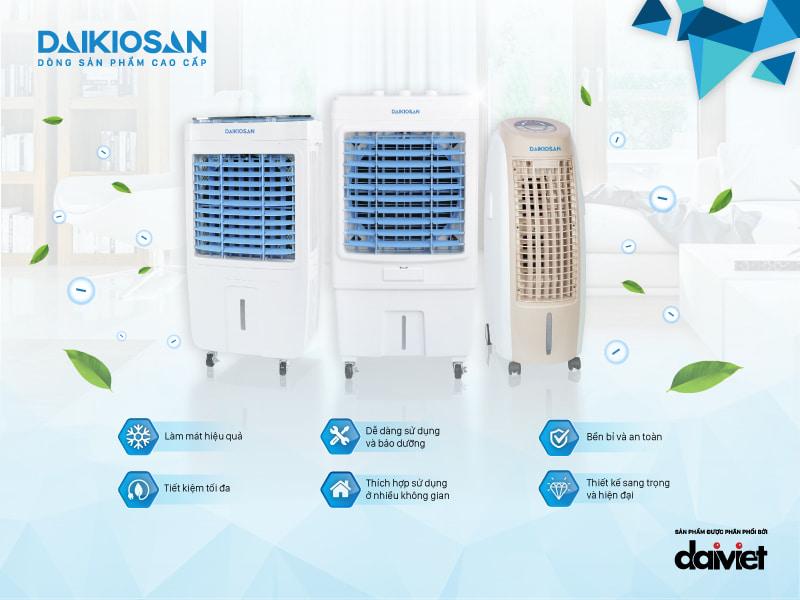 Trong phòng có điều hòa cũng nên mua thêm máy làm mát không khí
