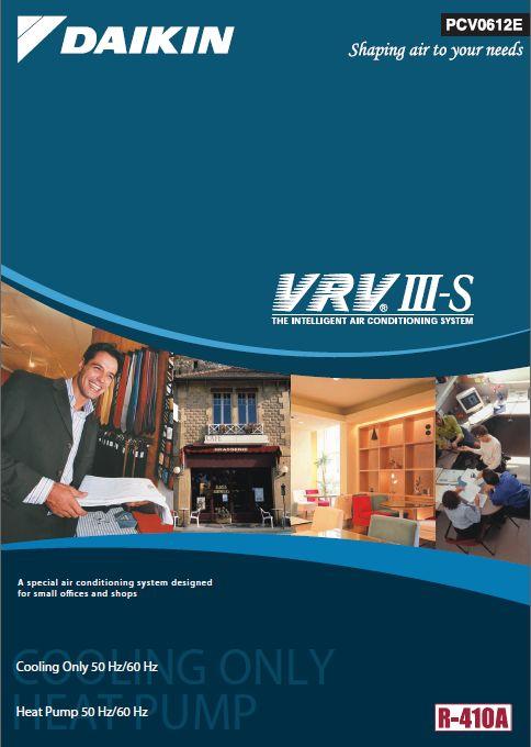 Máy lạnh trung tâm VRV III-S